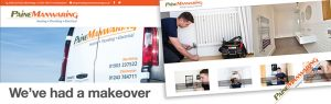 Electrician and Gas Engineer Paine Manwaring Website Makeover