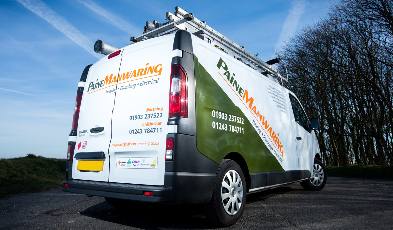 Heating, Plumbing, Electrical - Paine Manwaring