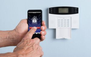 Security Alarm Services for Domestic Customers