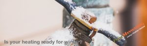 Is your heating ready for winter?