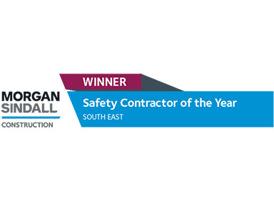 Morgan Sindall Contractor of the year