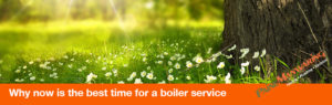 Why now is the best time for a boiler service
